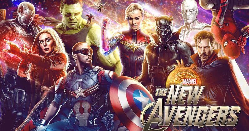 movie news Disney+ Is Going To Feature Even More Marvel Shows Than Previously Thought