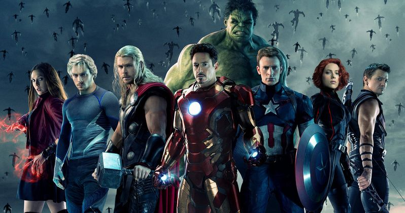 WEEKEND BOX OFFICE: Avengers 2 Takes $187.6 Million