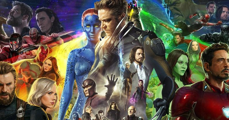 X-Men and Fantastic Four Aren't Coming to the MCU for Years