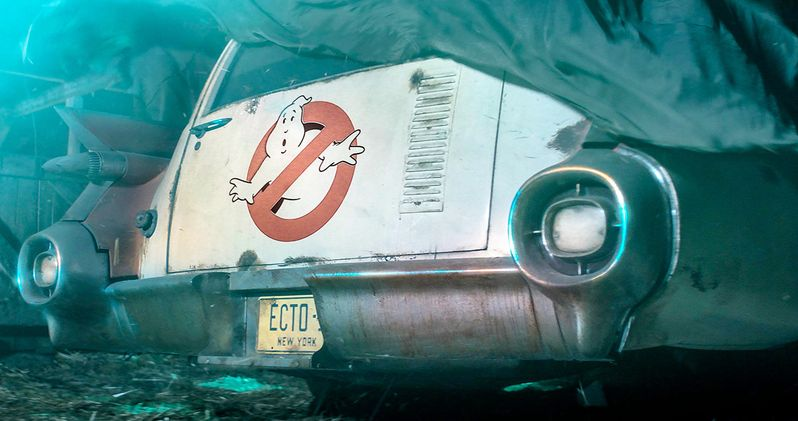 Ghostbusters 3 Teaser Trailer Brings Back the Original Ecto-1