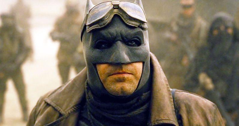 Ben Affleck Calls Batman v Superman Backlash Fair