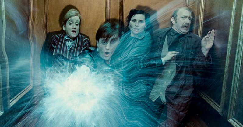 4 New Harry Potter History of Magic Books Are Coming from J.K. Rowling