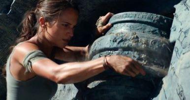 Lara Croft's Adventure Begins in Two New Tomb Raider TV Spots