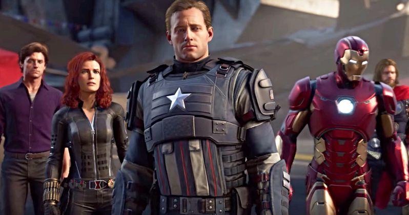 Marvel's Avengers Game Trailer Finally Arrives from Square Enix