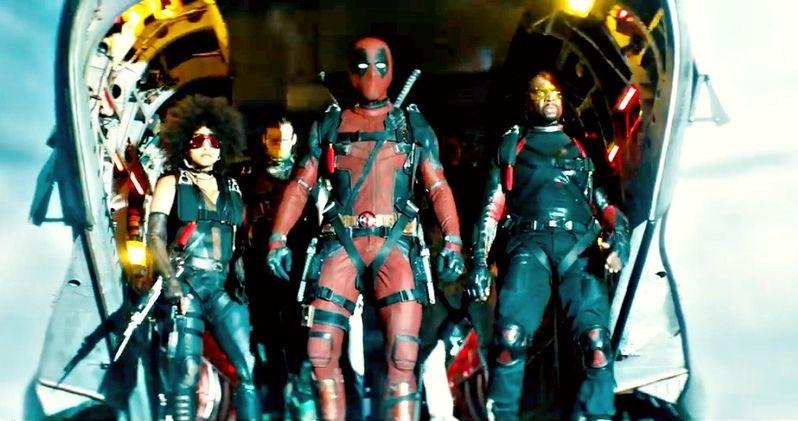 Deadpool 2 Images Dive Deep Into Explosive New Trailer