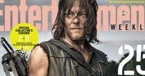 Walking Dead Season 6 EW Character Covers, Shocking Finale Teased