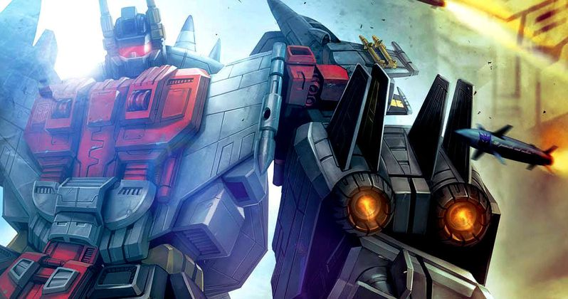 Transformers: Combiner Wars Web Series Coming to Machinima