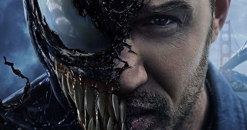 New Venom Viral Site Lets You Become the Symbiote