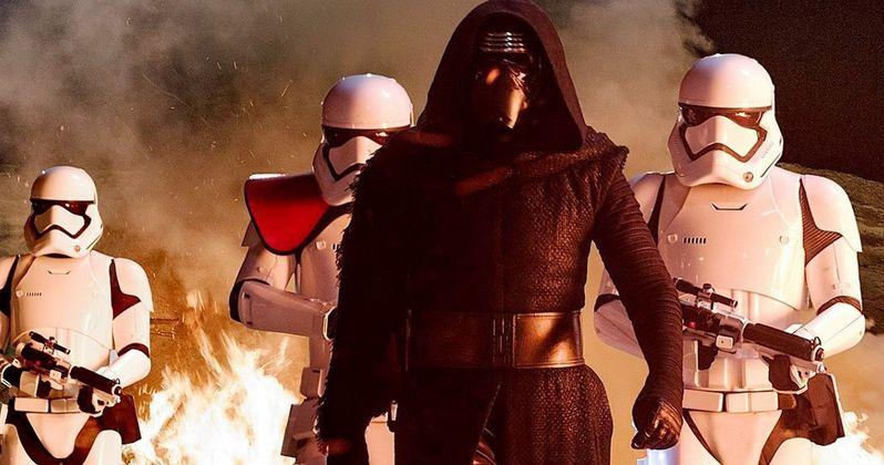 First Star Wars: The Force Awakens TV Spot Arrives