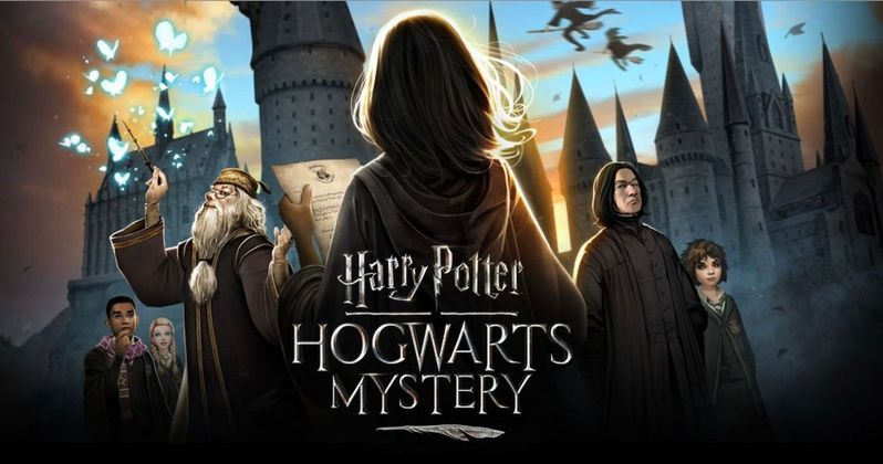 Hogwarts Mystery Game Brings Back Harry Potter Movie Cast