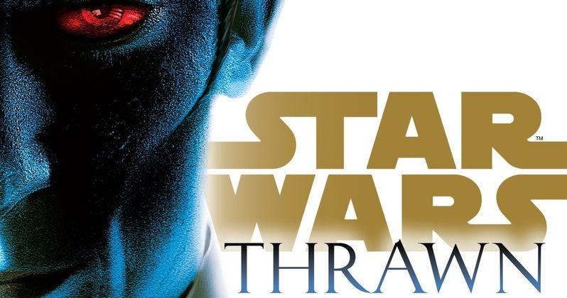 Thrawn's True Origin Revealed in New Star Wars Book