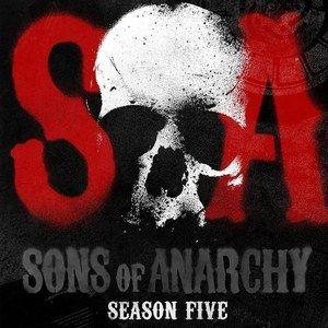 Win Sons of Anarchy: Season Five on Blu-ray