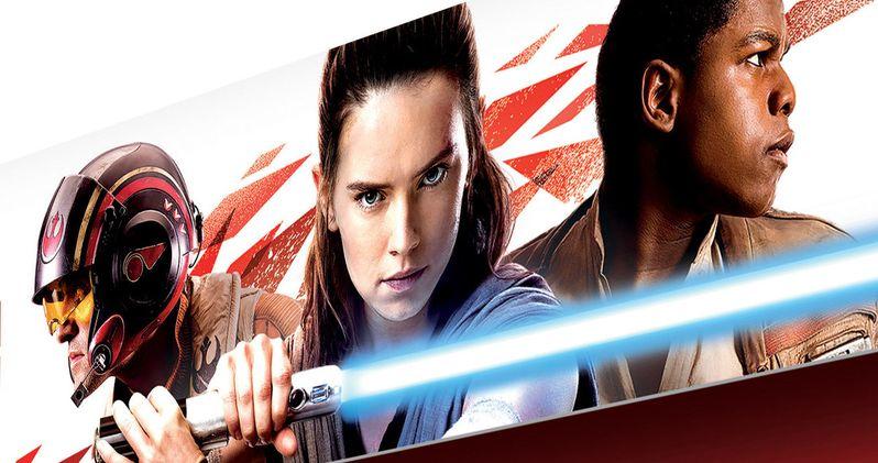 First Look at Rey, Finn & Poe Dameron in Star Wars: The Last Jedi