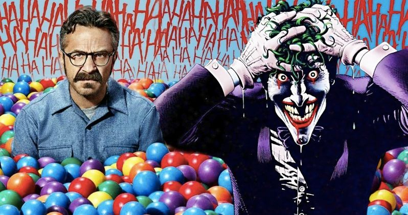 Joker Movie Gets Glow Star Marc Maron