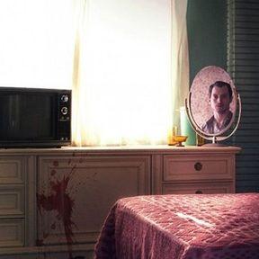 Maniac Poster with Elijah Wood