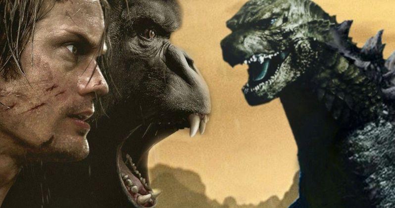 First Look at Alexander Skarsgard in Godzilla Vs. Kong
