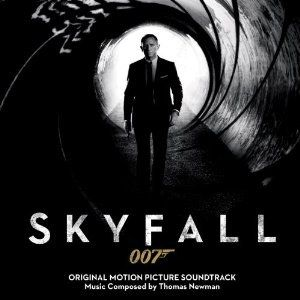 Skyfall Soundtrack List Revealed