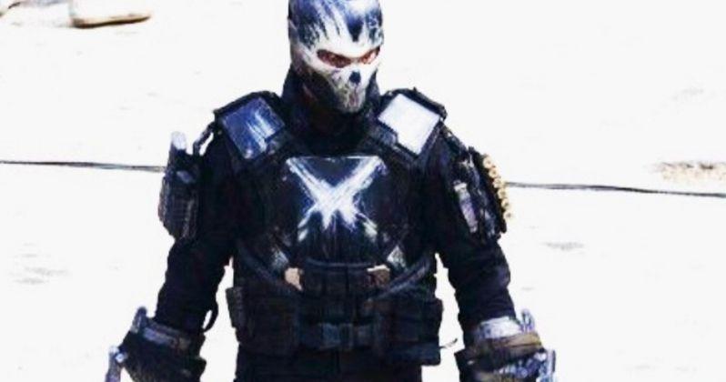 Captain America Civil War: Crossbones Revealed in Full Costume!
