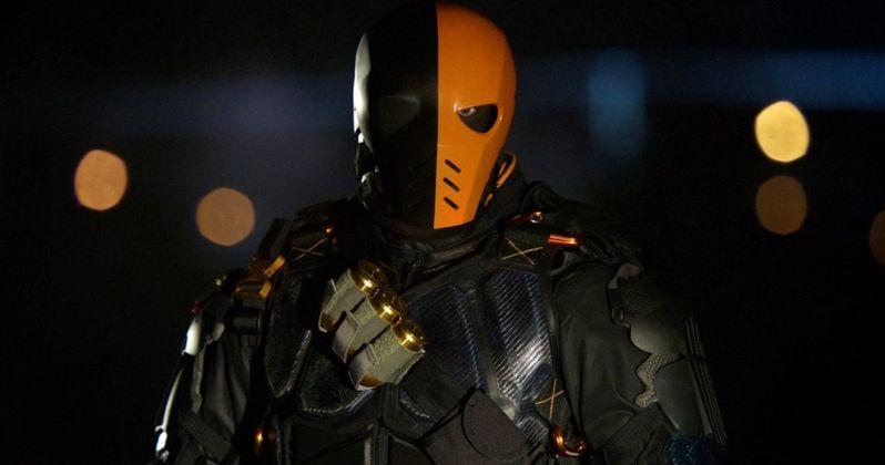 Deathstroke Returns in Arrow Season 6 Trailer