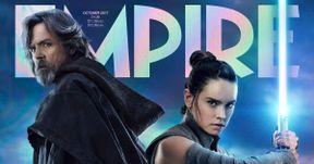 The Last Padawan Rises in Beautiful New Star Wars 8 Empire Cover