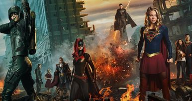 Full Elseworlds Trailer Threatens to Spin the Arrowverse Out of Control