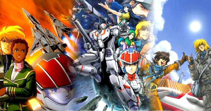 Robotech Live-Action Movie on Fast Track at Sony