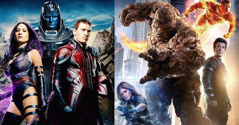 X-Men & Fantastic Four Crossover Movie Talks Confirmed