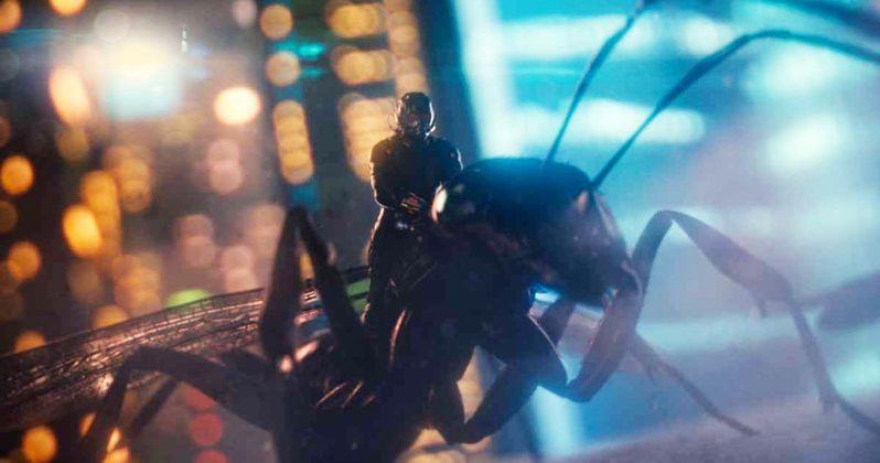 Ant-Man Trailer #2: Marvel Teases Tomorrow's Premiere