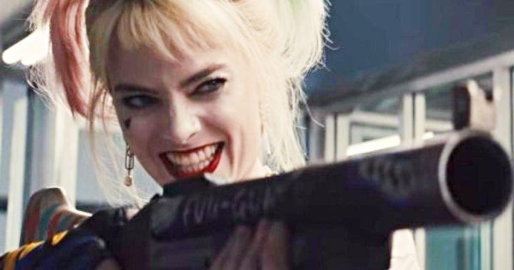 Reporter Calls Birds Of Prey A Marvel Movie Watch Margot Robbie S Face