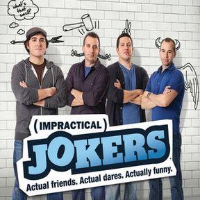 Impractical Jokers Season 1 DVD Debuts November 26th