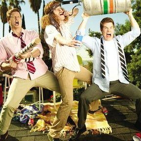 Workaholics: Season Three Blu-ray and DVD Arrive June 18th