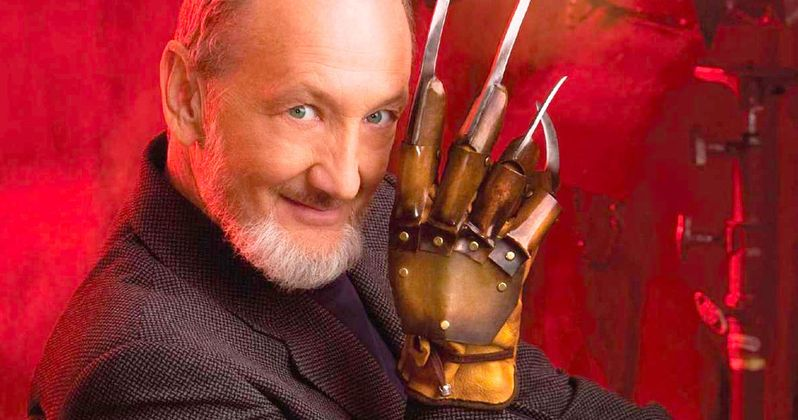 Robert Englund Shares the Secret of A Nightmare on Elm Street's Success
