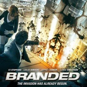 Branded Blu-ray and DVD Arrive January 15th