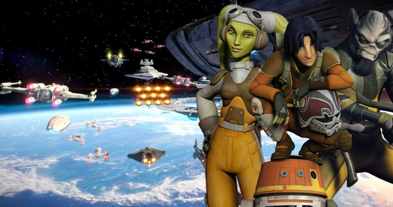 Star Wars Rebels Season 4 Won't Show Rogue One Battles