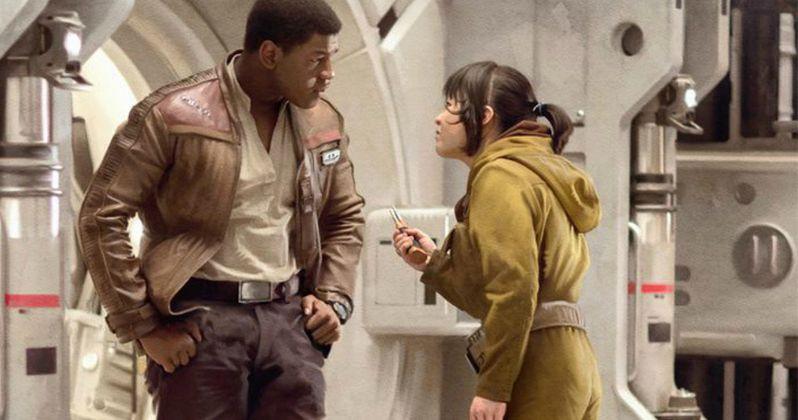 Last Jedi Spoilers & New Photos Revealed in Star Wars 8 Books