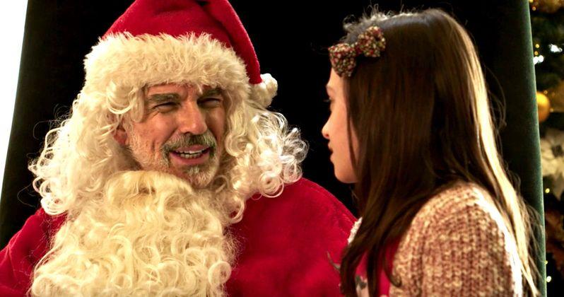 Bad Santa 2 Trailer Puts Billy Bob Thornton Back to Work
