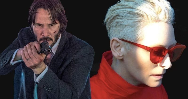 Keanu Reeves Wants Tilda Swinton in John Wick 3