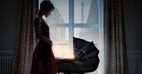 Rosemary's Baby Poster with Zoe Saldana