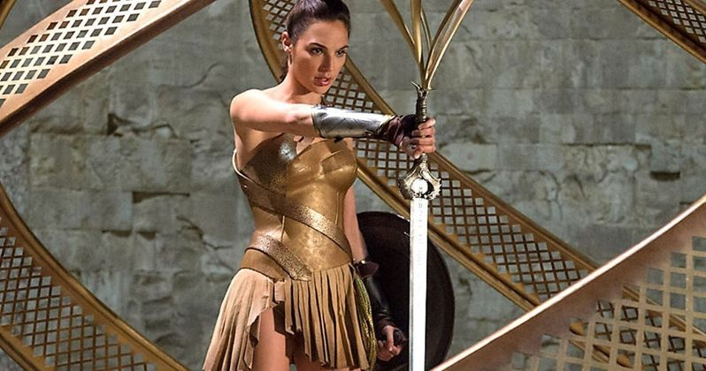 Amazon Warriors Attack in New Wonder Woman TV Trailer