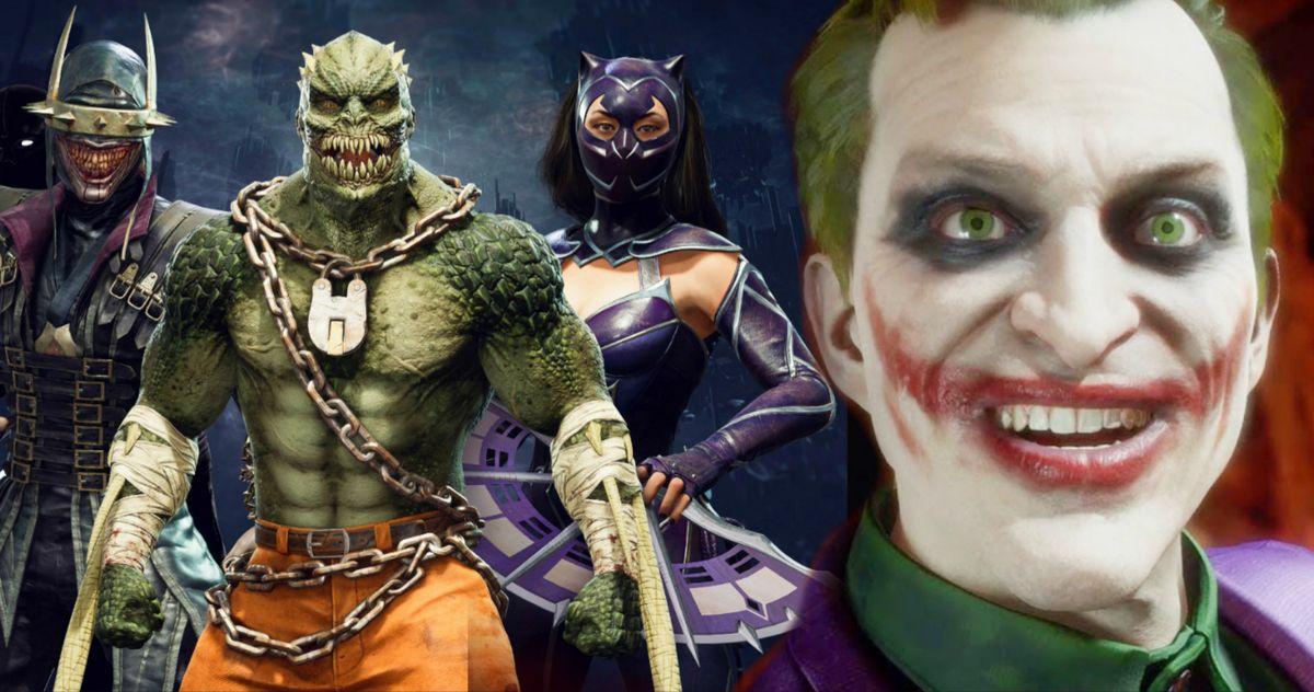 Joker Fights Killer Croc in Gory Mortal Kombat 11 Fatality Trailer