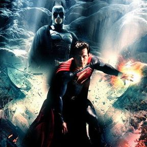 COMIC-CON 2013: Superman and Batman Will Join Forces in Man of Steel 2!