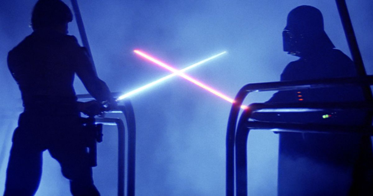 Empire Strikes Back Lightsaber Goof Discovered Nearly 40 Years After Release