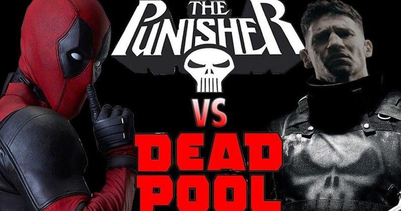 Punisher Vs. Deadpool Fan Trailer Is the Netflix Movie We Need