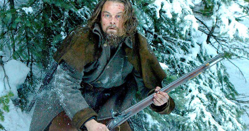 Revenant Preview Turns Leonardo DiCaprio Into a Savage