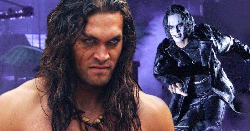 The Crow Remake Wants Jason Momoa as Eric Draven