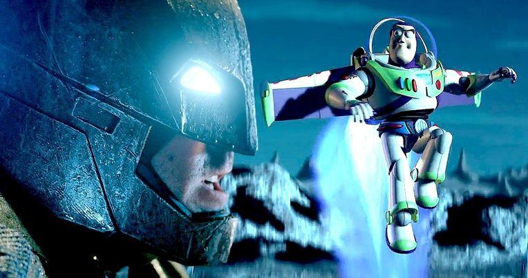 Nerd Alert: Batman v Superman Meets Toy Story & Boba Fett Lives