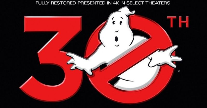 Ghostbusters 30th Anniversary Poster