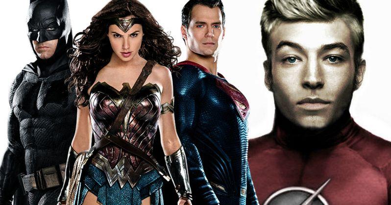 Batman v Superman Has a Flash Cameo; New Details Unveiled