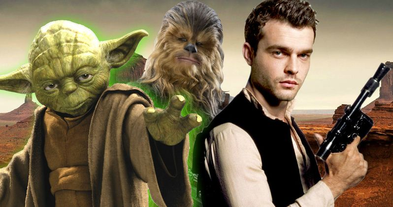 Will Yoda Return in the Han Solo Movie Prologue?