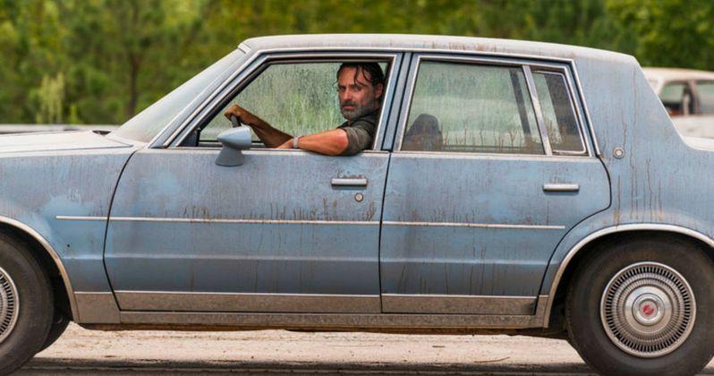Walking Dead Star Defends Brutal Season 7, New Photos Arrive
